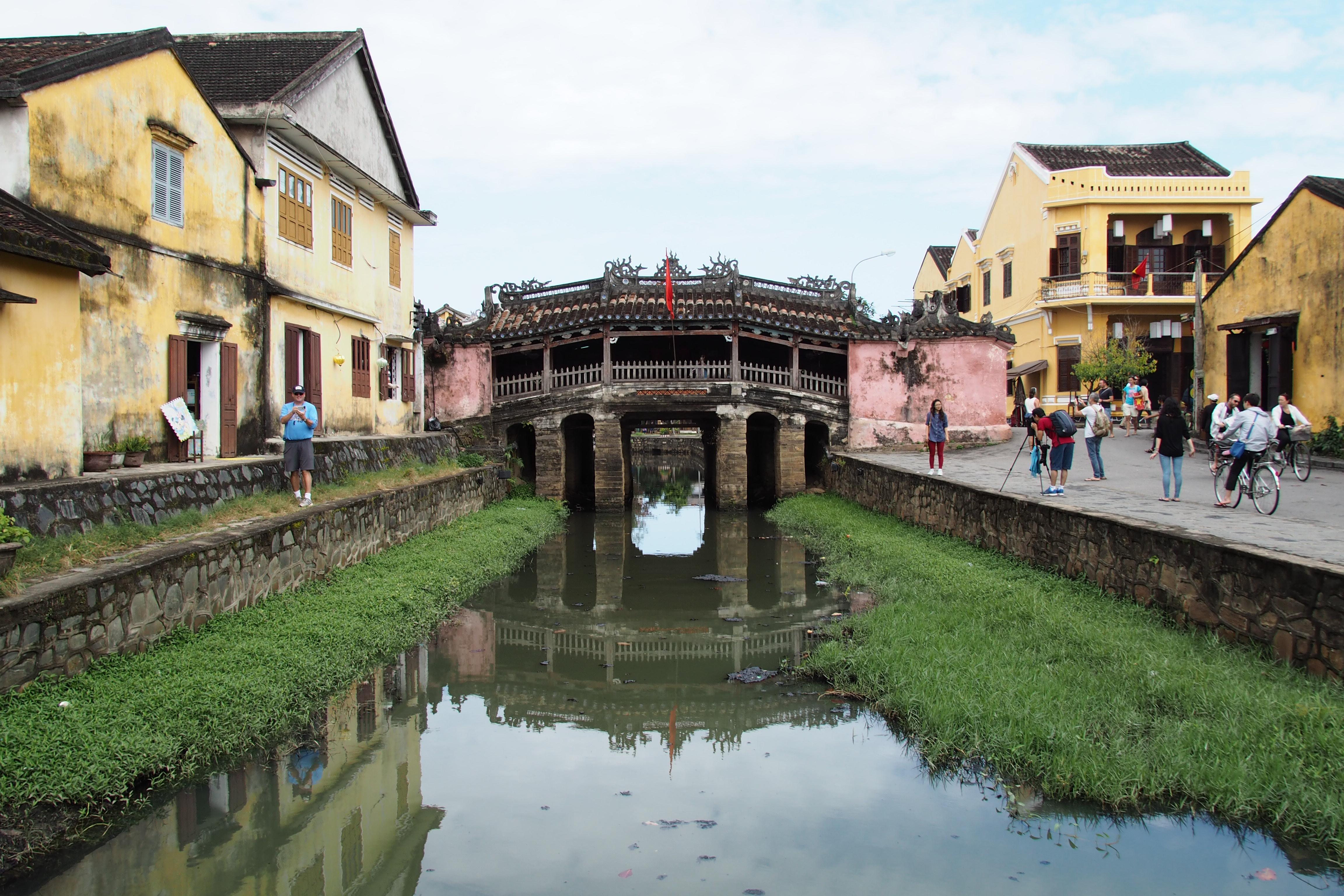 Hoi an ancienne cit coloniale une ann e sympathique for Acheter maison au vietnam